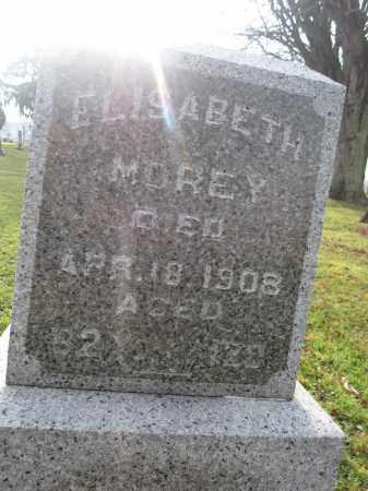 MOREY, ELIZABETH - Union County, Ohio | ELIZABETH MOREY - Ohio Gravestone Photos