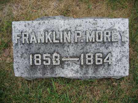 MOREY, FRANKLIN P. - Union County, Ohio | FRANKLIN P. MOREY - Ohio Gravestone Photos