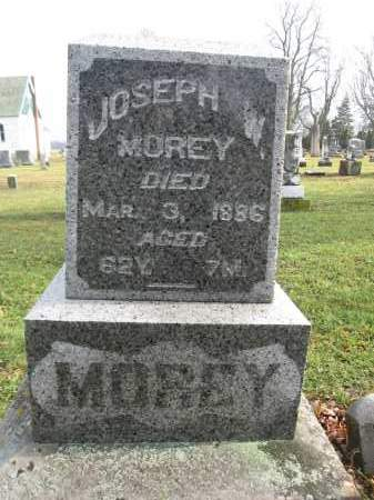 MOREY, JOSEPH W. - Union County, Ohio | JOSEPH W. MOREY - Ohio Gravestone Photos