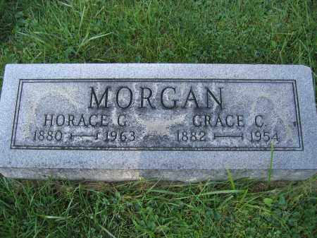 MORGAN, GRACE C. - Union County, Ohio | GRACE C. MORGAN - Ohio Gravestone Photos