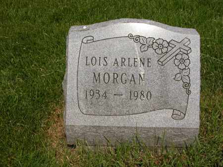 MORGAN, LOIS ARLENE - Union County, Ohio | LOIS ARLENE MORGAN - Ohio Gravestone Photos