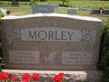 MORLEY, RUTH A. - Union County, Ohio | RUTH A. MORLEY - Ohio Gravestone Photos