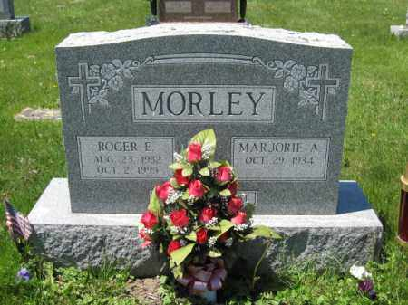 MORLEY, MARJORIE A. - Union County, Ohio | MARJORIE A. MORLEY - Ohio Gravestone Photos