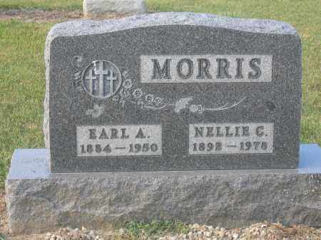 MORRIS, EARL A. - Union County, Ohio | EARL A. MORRIS - Ohio Gravestone Photos