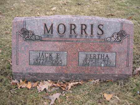 MORRIS, BERTHA - Union County, Ohio | BERTHA MORRIS - Ohio Gravestone Photos