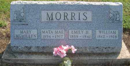 MORRIS, WILLIAM - Union County, Ohio | WILLIAM MORRIS - Ohio Gravestone Photos
