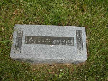 MORRISON, LITTLE JOE - Union County, Ohio | LITTLE JOE MORRISON - Ohio Gravestone Photos
