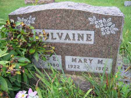 MULVAINE, MARY M. - Union County, Ohio | MARY M. MULVAINE - Ohio Gravestone Photos