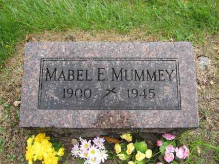 MUMMEY, MABEL E. SMITH - Union County, Ohio | MABEL E. SMITH MUMMEY - Ohio Gravestone Photos