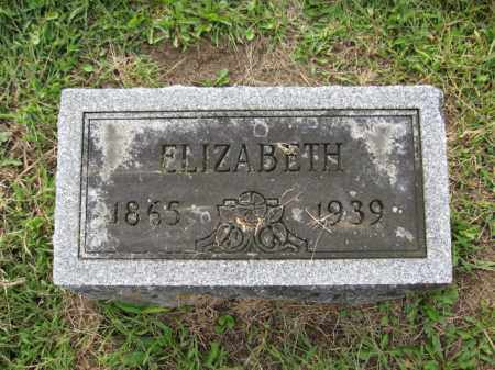 MURPHY, ELIZABETH - Union County, Ohio | ELIZABETH MURPHY - Ohio Gravestone Photos