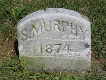 MURPHY, S. - Union County, Ohio | S. MURPHY - Ohio Gravestone Photos