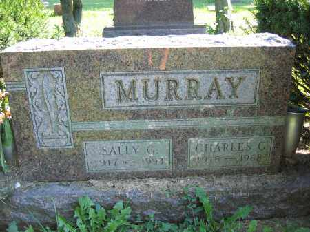 MURRAY, CHARLES G. - Union County, Ohio | CHARLES G. MURRAY - Ohio Gravestone Photos