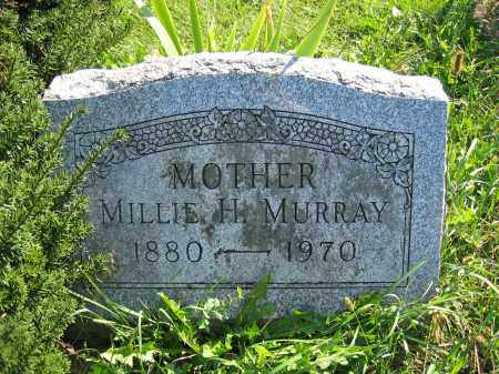 MURRAY, MILLIE H. - Union County, Ohio | MILLIE H. MURRAY - Ohio Gravestone Photos