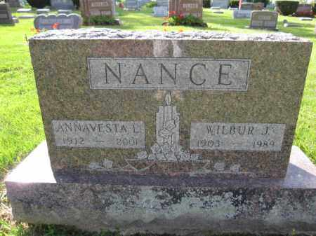 NANCE, WILBUR J. - Union County, Ohio | WILBUR J. NANCE - Ohio Gravestone Photos