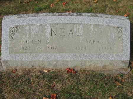 NEAL, OREN - Union County, Ohio | OREN NEAL - Ohio Gravestone Photos