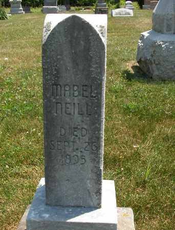 NEILL, MARY - Union County, Ohio | MARY NEILL - Ohio Gravestone Photos