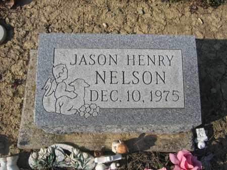 NELSON, JASON HENRY - Union County, Ohio | JASON HENRY NELSON - Ohio Gravestone Photos