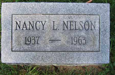 NELSON, NANCY L. - Union County, Ohio | NANCY L. NELSON - Ohio Gravestone Photos