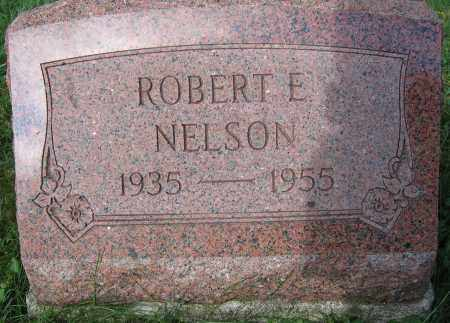 NELSON, ROBERT E. - Union County, Ohio | ROBERT E. NELSON - Ohio Gravestone Photos