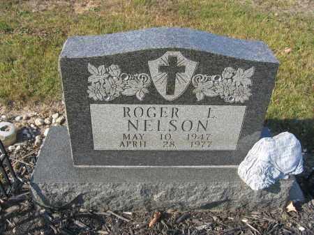 NELSON, ROGER L. - Union County, Ohio | ROGER L. NELSON - Ohio Gravestone Photos