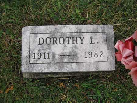 NEWMAN, DOROTHY L. - Union County, Ohio | DOROTHY L. NEWMAN - Ohio Gravestone Photos
