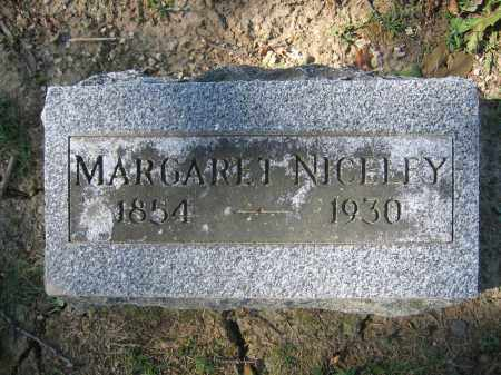 NICELEY, MARGARET - Union County, Ohio | MARGARET NICELEY - Ohio Gravestone Photos