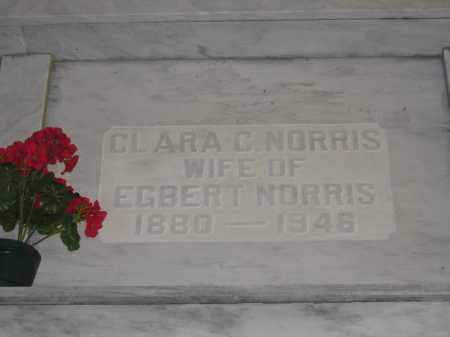 NORRIS, CLARA C. - Union County, Ohio | CLARA C. NORRIS - Ohio Gravestone Photos