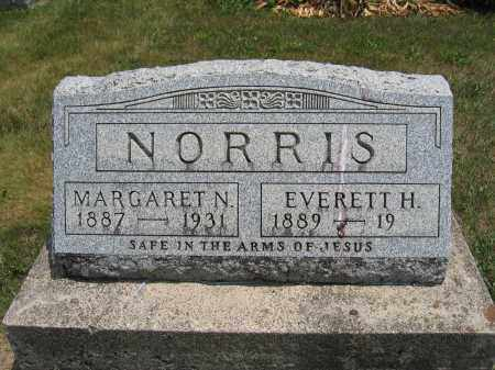 NORRIS, MARGARET N. - Union County, Ohio | MARGARET N. NORRIS - Ohio Gravestone Photos