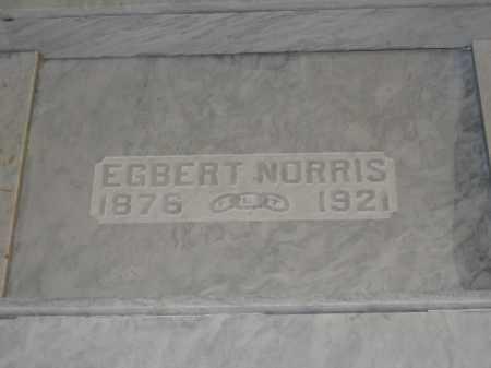 NORRIS, EGBERT - Union County, Ohio | EGBERT NORRIS - Ohio Gravestone Photos