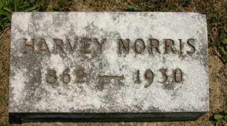 NORRIS, HARVEY - Union County, Ohio | HARVEY NORRIS - Ohio Gravestone Photos