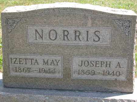 NORRIS, IZETTA MAY - Union County, Ohio | IZETTA MAY NORRIS - Ohio Gravestone Photos