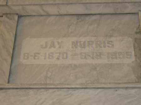 NORRIS, JAY - Union County, Ohio | JAY NORRIS - Ohio Gravestone Photos
