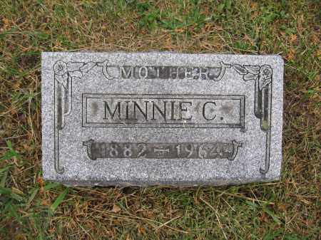 NORRIS, MINNIE C. - Union County, Ohio | MINNIE C. NORRIS - Ohio Gravestone Photos