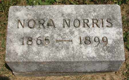 NORRIS, NORA - Union County, Ohio | NORA NORRIS - Ohio Gravestone Photos