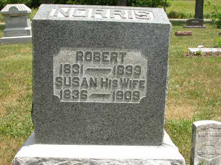 NORRIS, SUSAN - Union County, Ohio | SUSAN NORRIS - Ohio Gravestone Photos