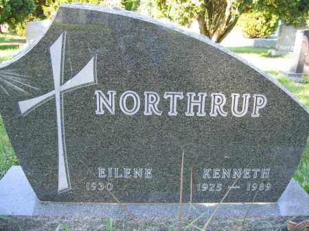 NORTHRUP, EILENE - Union County, Ohio | EILENE NORTHRUP - Ohio Gravestone Photos