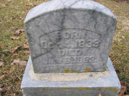 OLDS, MARGARET - Union County, Ohio | MARGARET OLDS - Ohio Gravestone Photos