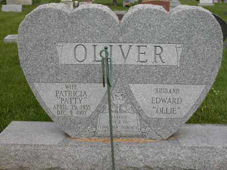 OLIVER, EDWARD T. - Union County, Ohio | EDWARD T. OLIVER - Ohio Gravestone Photos