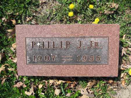 OPPHILE, PHILIP J. - Union County, Ohio | PHILIP J. OPPHILE - Ohio Gravestone Photos