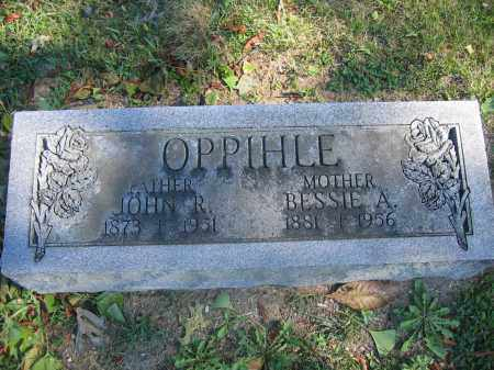 OPPIHLE, JOHN R. - Union County, Ohio | JOHN R. OPPIHLE - Ohio Gravestone Photos
