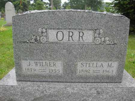 ORR, STELLA M. - Union County, Ohio | STELLA M. ORR - Ohio Gravestone Photos
