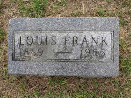 OTTE, LOUIS FRANK - Union County, Ohio | LOUIS FRANK OTTE - Ohio Gravestone Photos