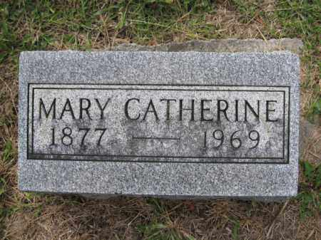 OTTE, MARY CATHERINE - Union County, Ohio | MARY CATHERINE OTTE - Ohio Gravestone Photos