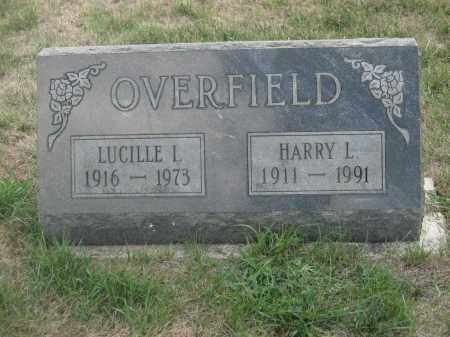 OVERFIELD, HARRY L. - Union County, Ohio | HARRY L. OVERFIELD - Ohio Gravestone Photos