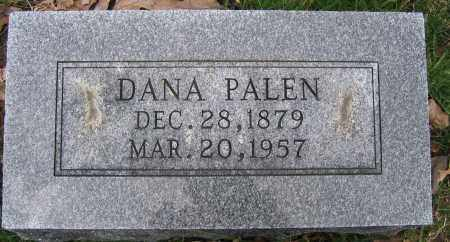 PALEN, DANA - Union County, Ohio | DANA PALEN - Ohio Gravestone Photos