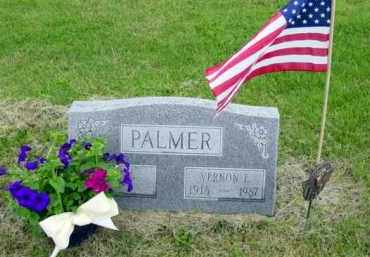JOHNSON PALMER, HELEN - Union County, Ohio | HELEN JOHNSON PALMER - Ohio Gravestone Photos