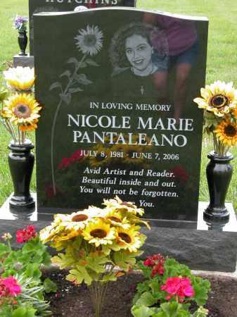 PANTALEANO, NICOLE MARIE - Union County, Ohio | NICOLE MARIE PANTALEANO - Ohio Gravestone Photos