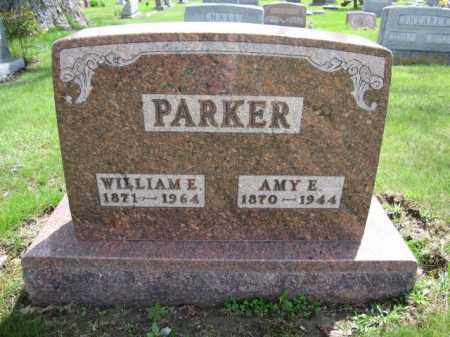 PARKER, AMY E. - Union County, Ohio | AMY E. PARKER - Ohio Gravestone Photos