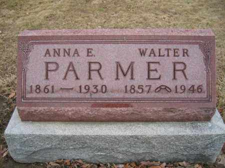 PARMER, ANNA E. - Union County, Ohio | ANNA E. PARMER - Ohio Gravestone Photos