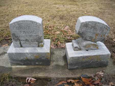 PARMER, ELBERT - Union County, Ohio | ELBERT PARMER - Ohio Gravestone Photos
